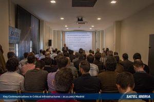 COMUNICACIONES CLAVES EN INFRAESTRUCTURAS CRÍTICAS en Madrid Fly