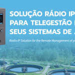 "Radio Communication Solutions for Critical Infrastructures at ""Porto Water Innovation Week 2017""."