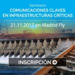 Seminario sobre Comunicaciones Claves en Infraestructuras Críticas