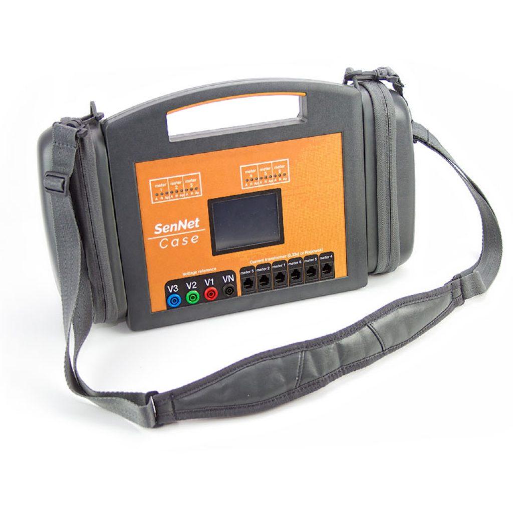 Analizador eléctrico portátil